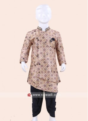 Charming Party Wear Boys Indo Western