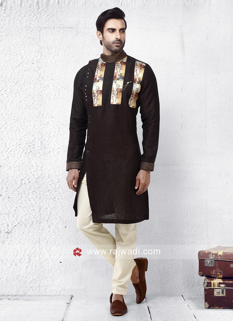 Charming Pathani Set For Mens