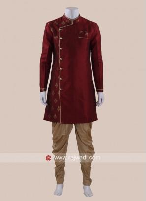 Charming Silk Fabric Patiala Set
