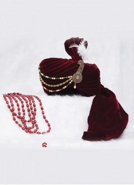 Charming Velvet Fabric Safa
