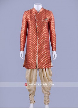 Charming Yellow Color Kurta And Cream Patiala