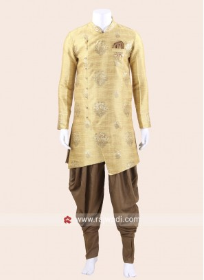 Charming Yellow Patiala Suit