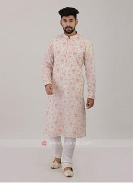 Chiffon Kurta Pajama