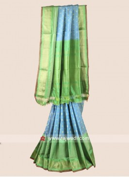Classic Patola Weaved Saree