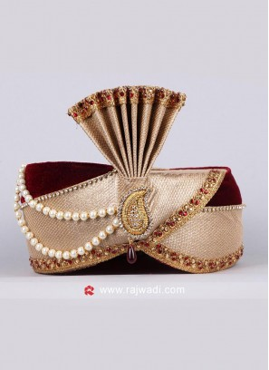 Classic Turban for Grand Occasion