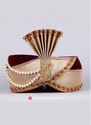 Classic Turban for Grand Occasion
