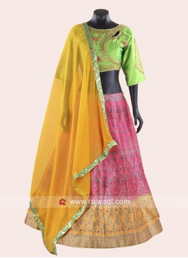 Colourful Chaniya Choli for Navratri