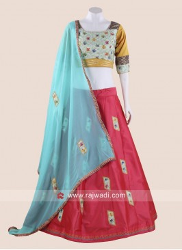 Colourful Gujarati Chania Choli