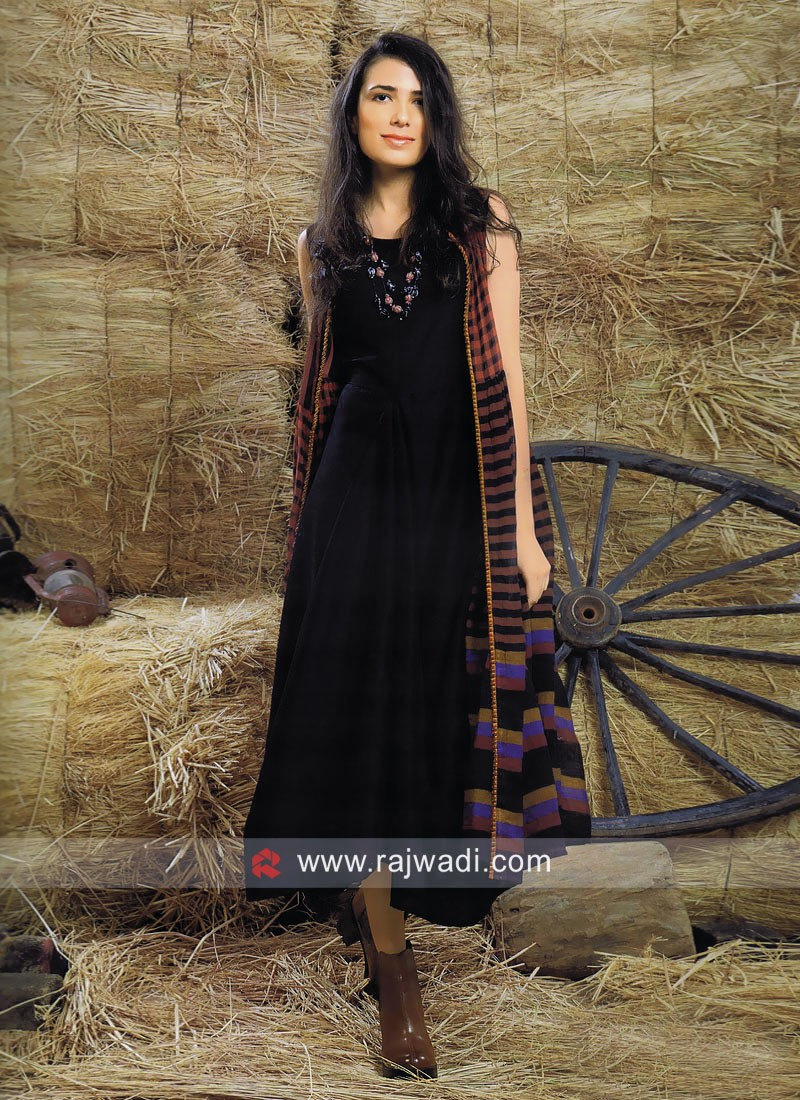 Cotton Asymmetrical Kurti