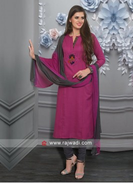 Cotton Fabric Salwar Suit