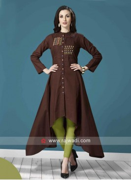 Cotton Layered Kurti