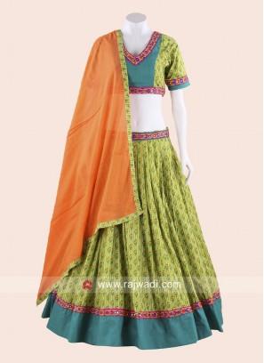 Cotton Navratri Chaniya Choli