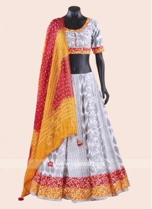 Cotton Navratri Special Chaniya Choli
