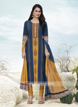 Cotton Party Wear Salwar Kameez