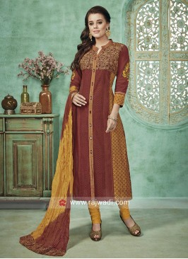 Cotton Readymade Salwar Suit