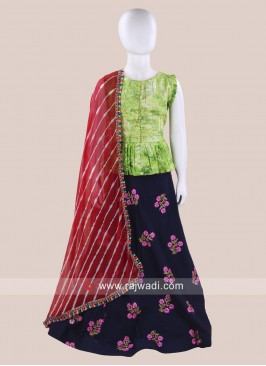 Cotton Silk Chaniya Choli