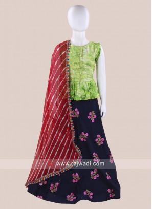Cotton Silk Chaniya Choli