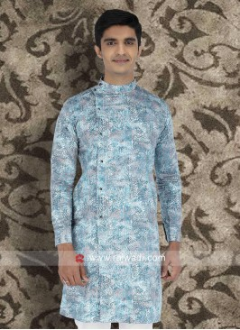 Stylish Round Neck Kurta
