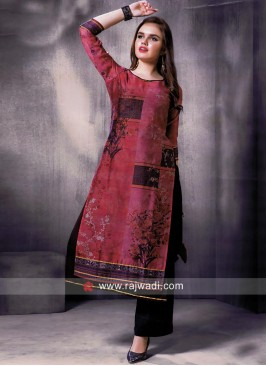 Cotton Staright Fit Kurti