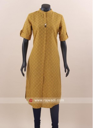 Cotton Casual Tunic