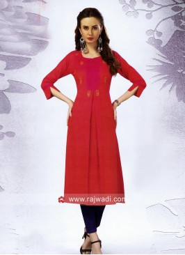 Cotton Summer Wear Kurti