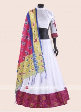 Cotton Traditional Chaniya Choli for Navratri