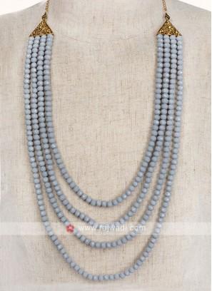 Crystal Beads Wedding Mala