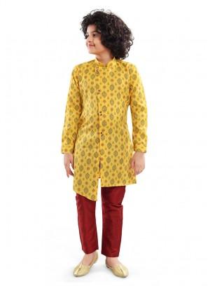 Cut Style Kurta Pajama