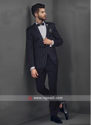 Wedding Blue Imported Suit