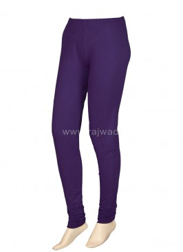 Dark Violet Hosiery Leggings