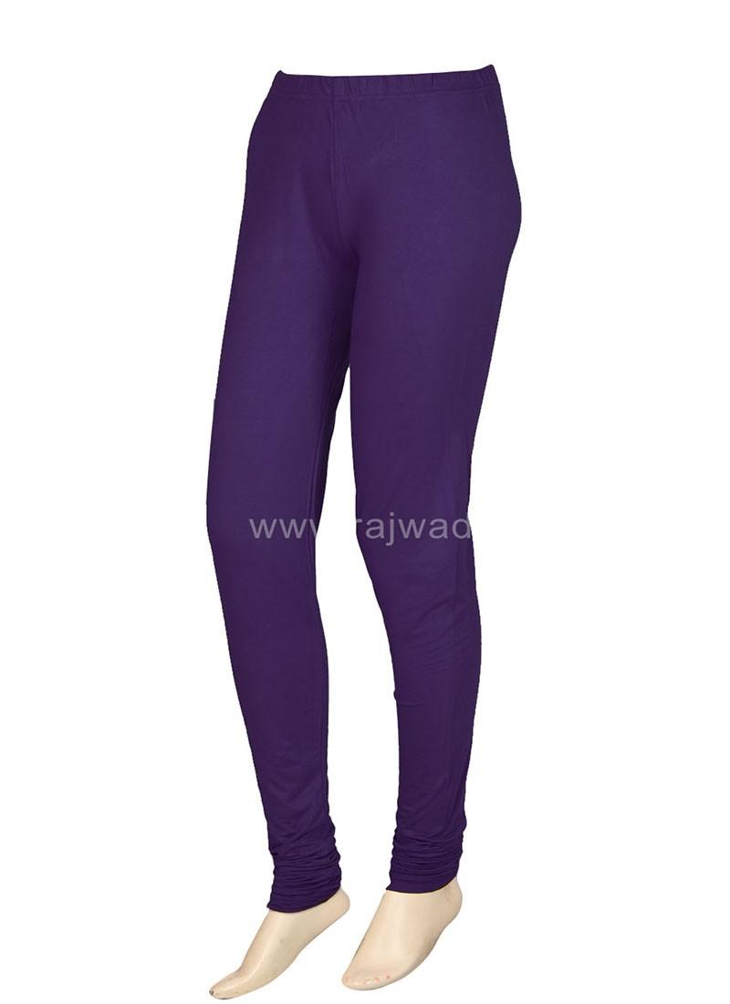 Dark Violet Hosiery Leggings