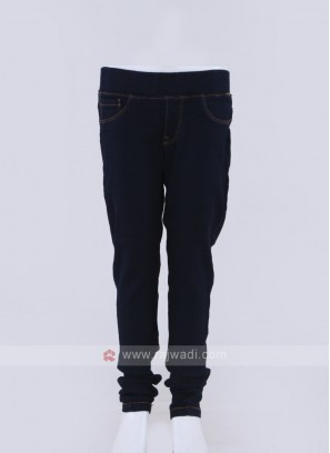 darl blue jeggings