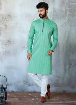 Dazzling Kurta Pajama For Wedding
