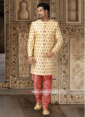 Marvelous Art Silk Indo Western