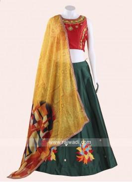Designer Chania Choli for Dandia