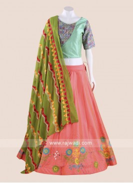Designer Chania Choli for Navratri