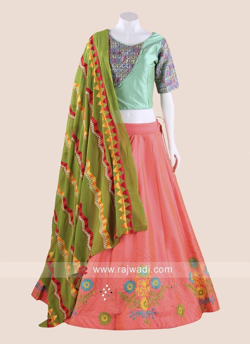 Designer Chania Choli for Navratri