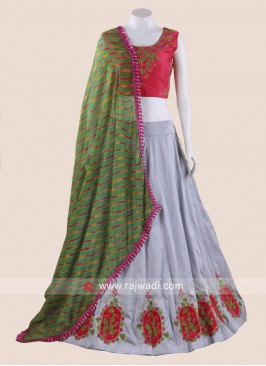 Designer Chaniya Choli for Dandiya