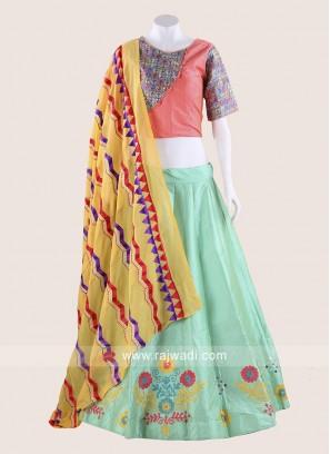 Designer Chaniya Choli for Dandiya