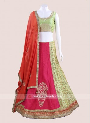Designer Chaniya Choli with Dupatta