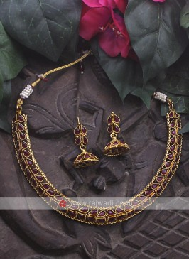 Designer Choker Necklace Set