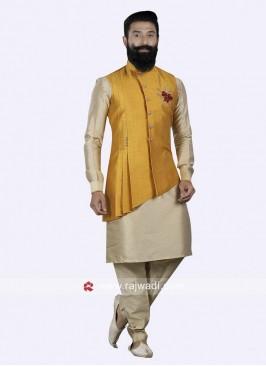 Designer Nehru Jacket For Party