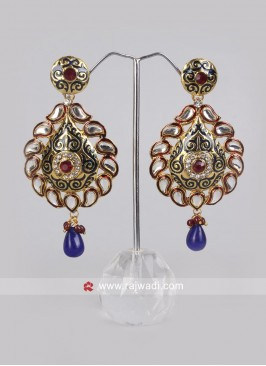 Designer Drop Earrings