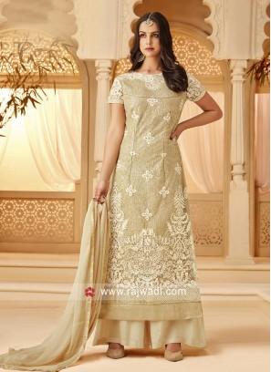 Designer Eid Special Palazzo Suit
