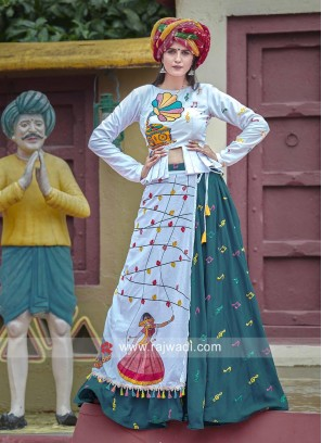 Designer Gamthi Chaniya Choli