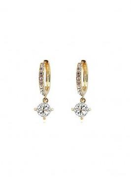 Designer Golden Bali Earrings