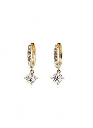 Designer Golden Bali Earrings