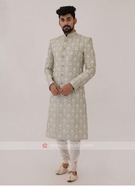 Designer Grooms Sherwani
