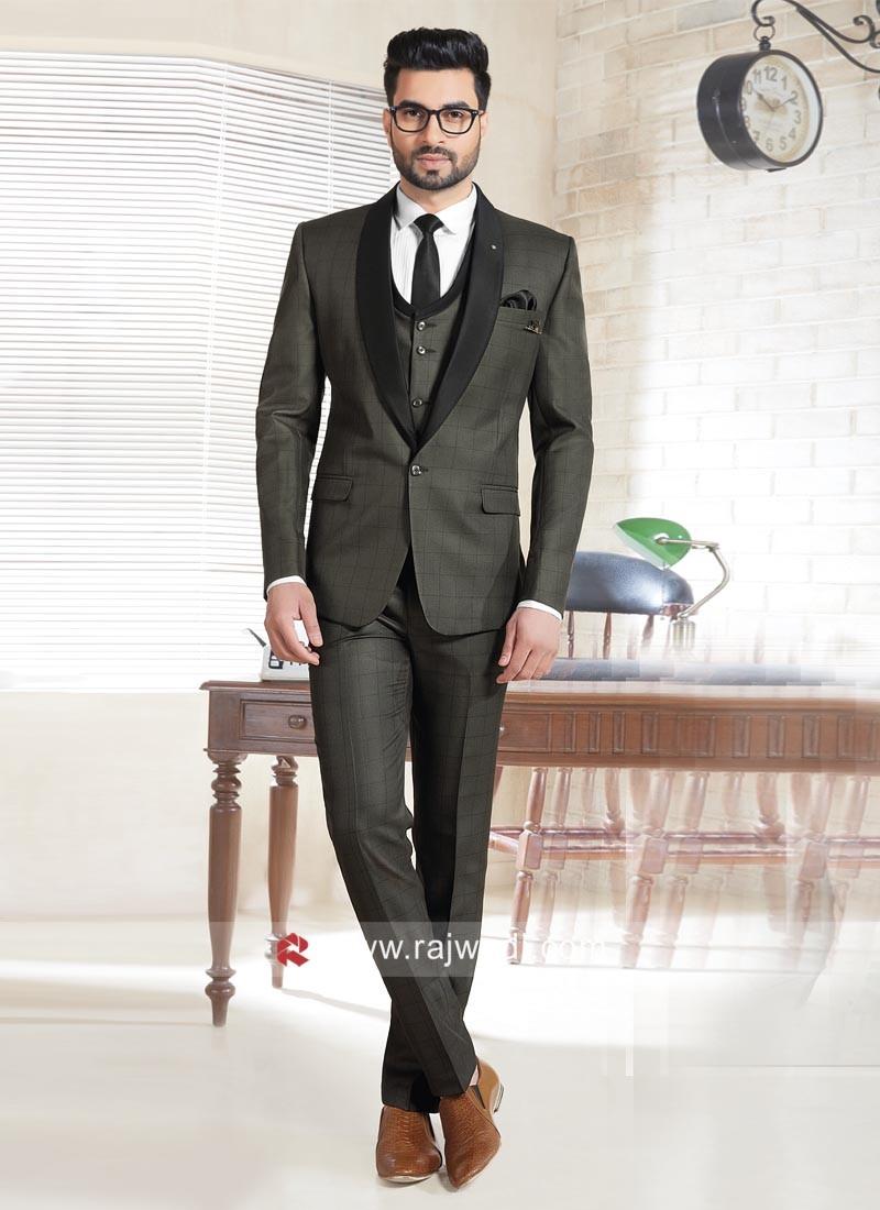 Designer Imported Fabric Suit