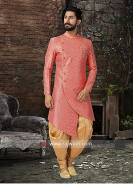 Stylish Round Neck Indo Western